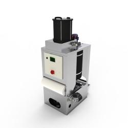 Emulsionsspaltanlage MAC 300, Die Wirtschaftliche